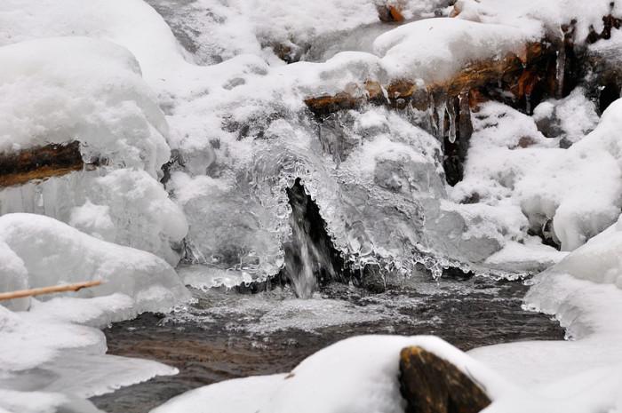 5.  Frozen Stream