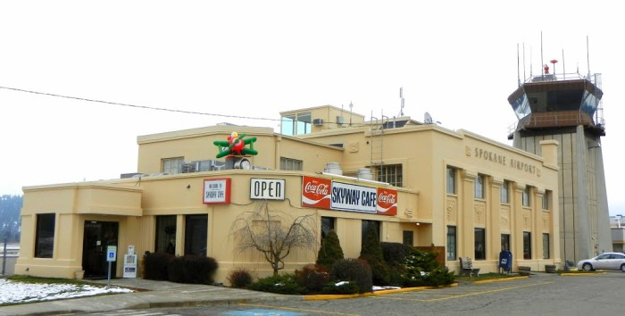 5. Skyway Cafe, Spokane