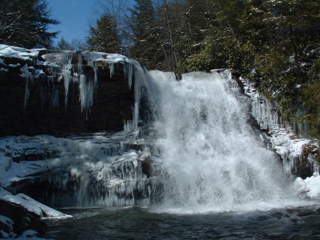 6) Oh, and Muddy Creek Falls, too.