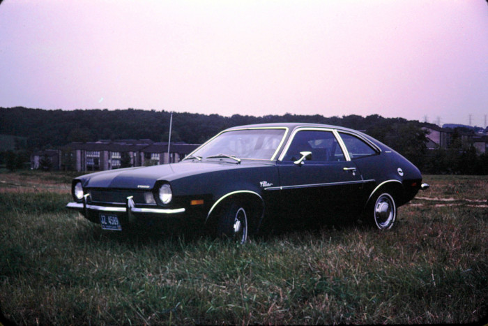 10) We said goodbye to the Ford Pinto (RIP 1980)