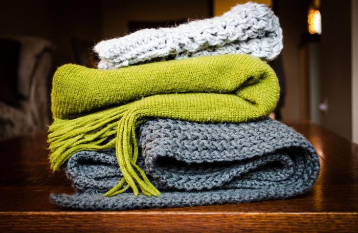 7. Winter weather gear.