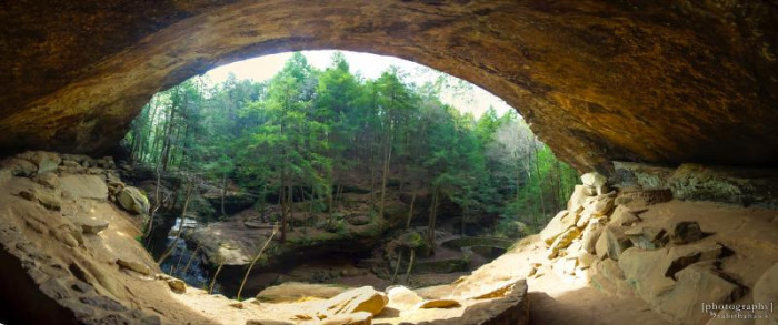 8. Old Man's Cave