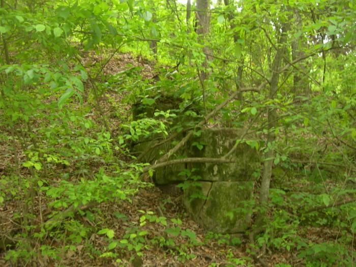 7. Round Mountain Furnace Ruins - Cherokee County, AL