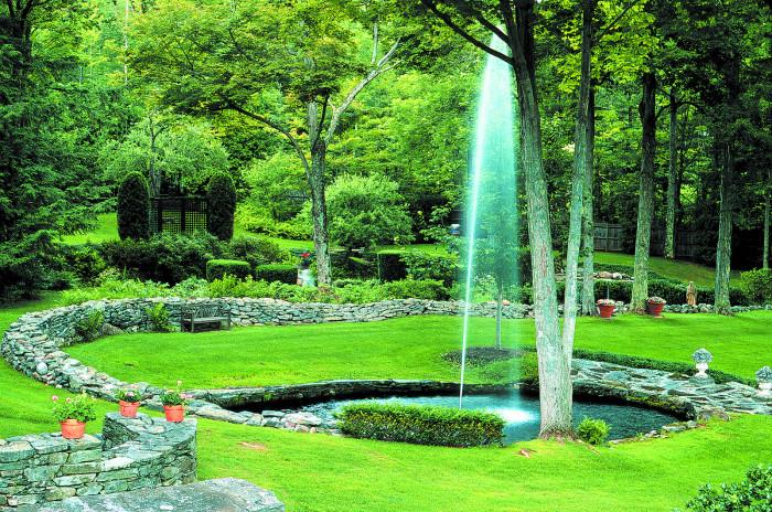 4. Ashintully Gardens, Tyringham