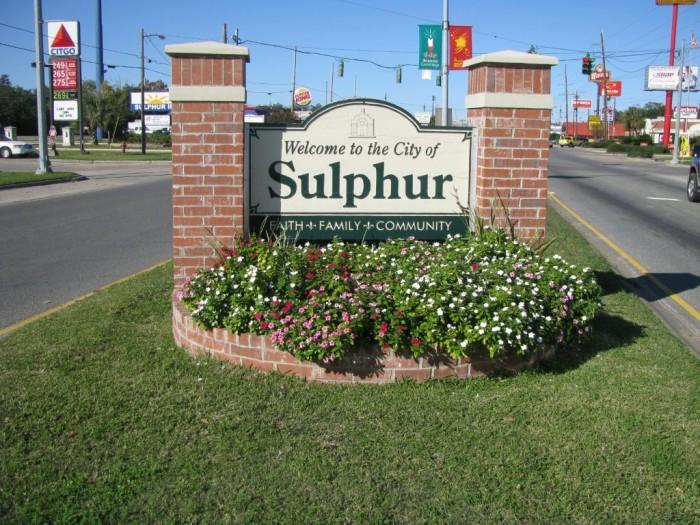 9. Sulphur
