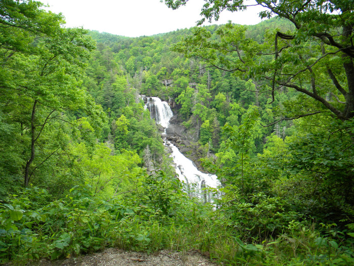 6. Gorges State Park