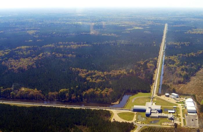 2. LIGO accelerator