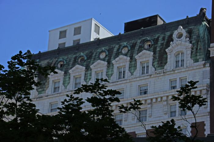 5. The Benson Hotel
