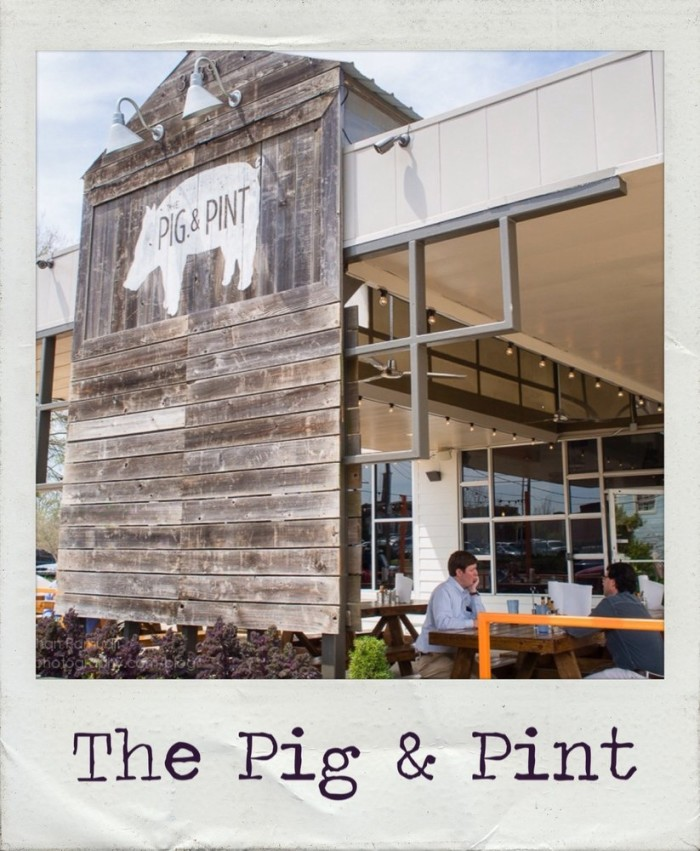 8. The Pig and Pint, Jackson