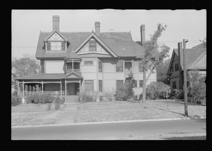 2. An equally impressive home in Lincoln - 1938.