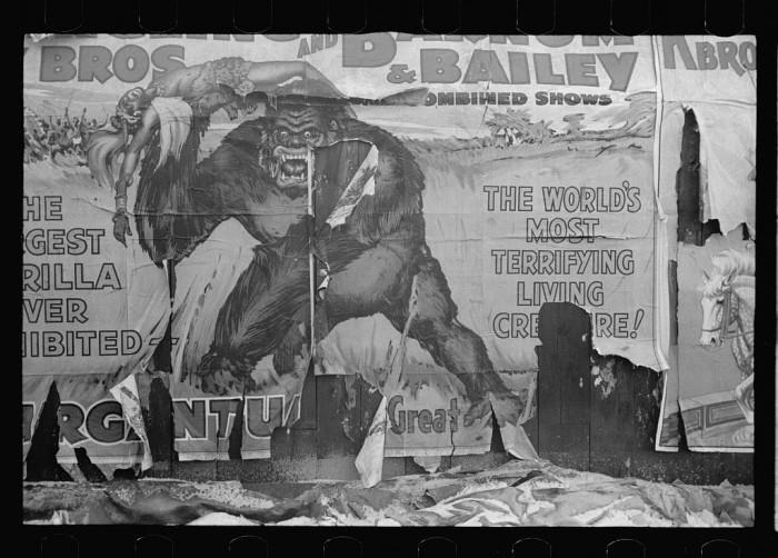 9. Circus poster, Omaha, Nebraska - 1938