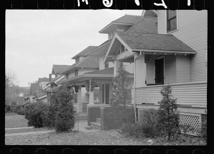 21 houses in nebraska from the 1930s