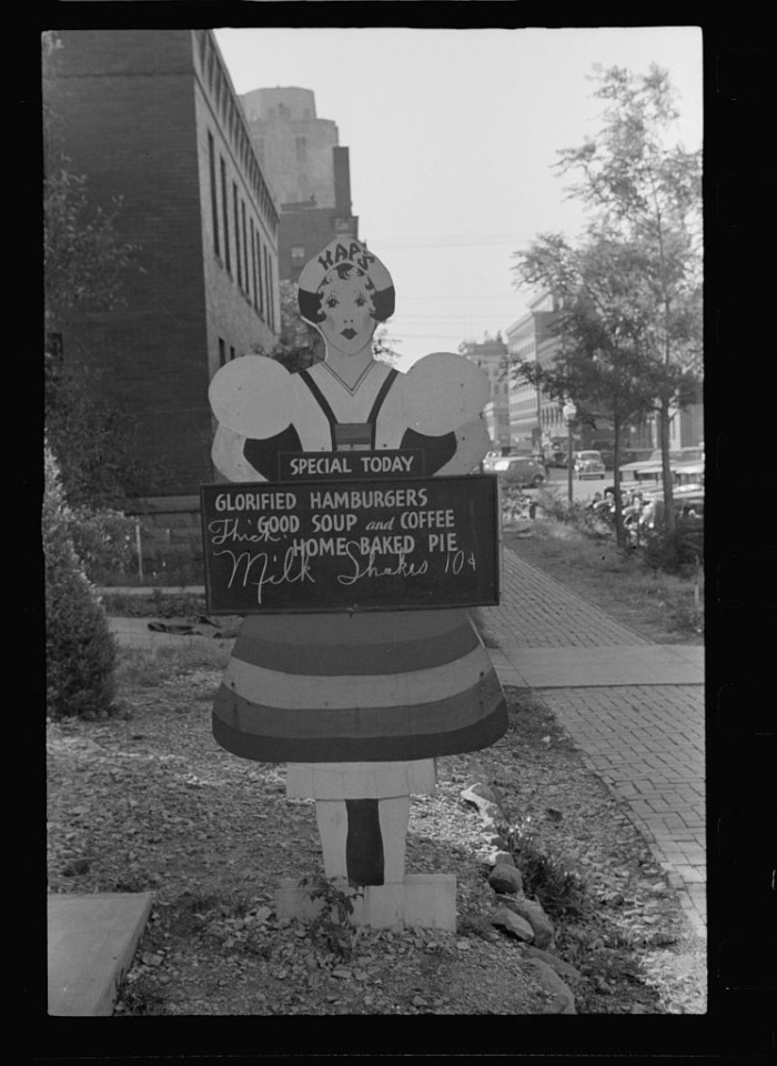 22. Glorified hamburgers, Lincoln, Nebraska
