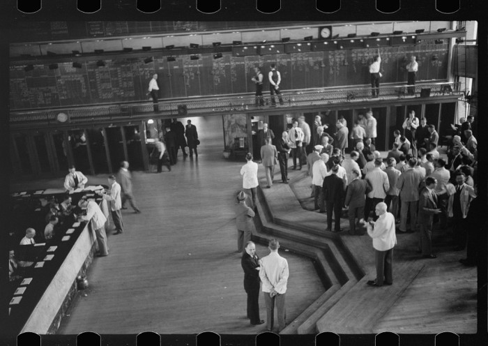 5. Speaking of grain, the Minneapolis Grain Exchange was the business center of the city.