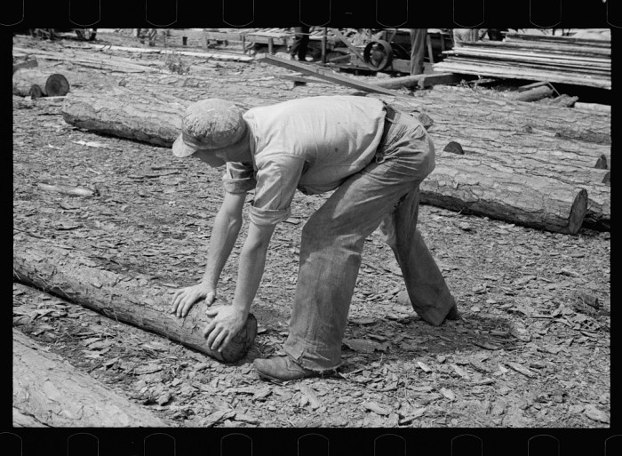 4. Sawmill Workers