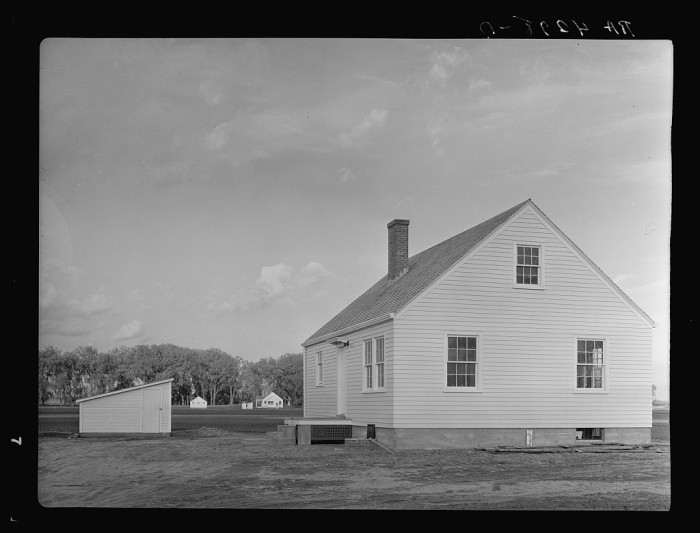 12. One of the farmsteads in Douglas County - 1936.