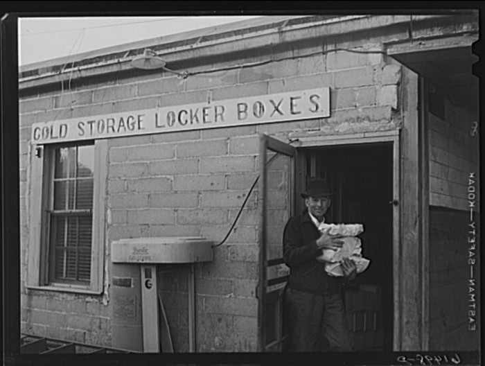 What Every Small Town Had In 1930s North Dakota