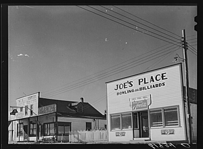 35. Whiteclay, Nebraska - 1940