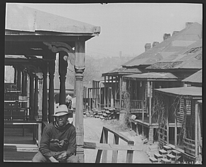 6. Housing for African Americans in Atlanta, Georgia - March 1936