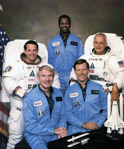 9. Jackson's Russell C. Davis Planetarium was the first organization to shoot a documentary film aboard a U.S. spacecraft.