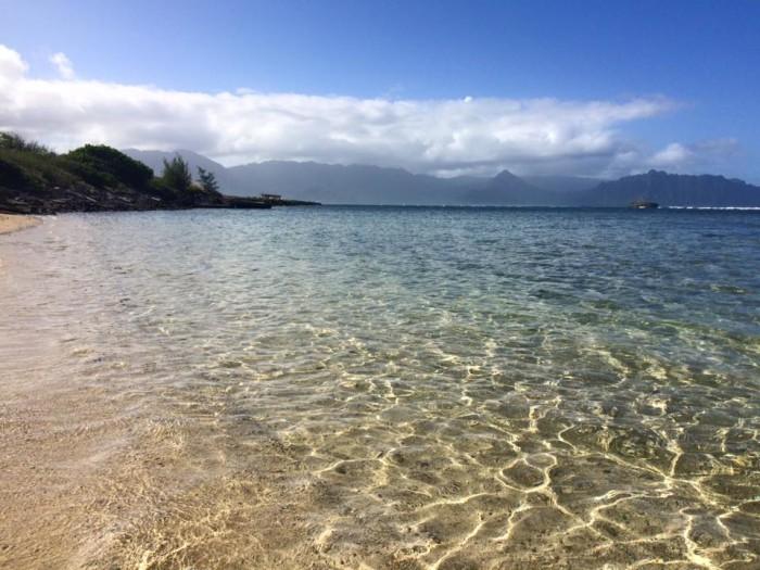 9) Secret Beach on MCBH
