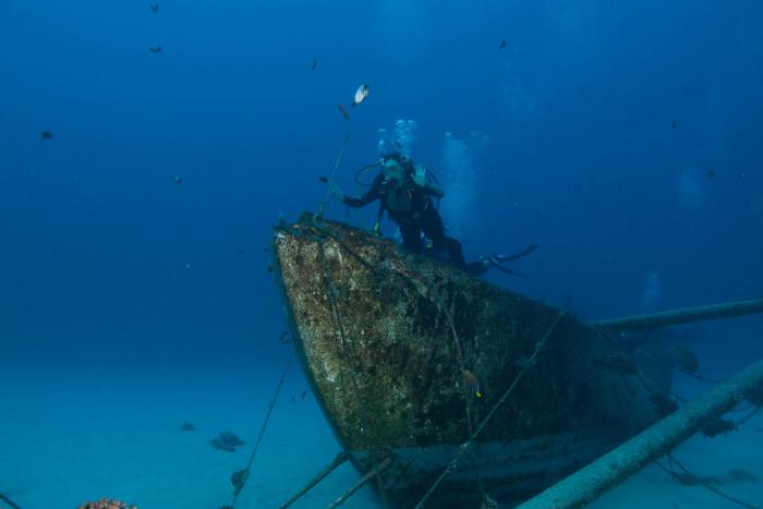 11 Enchanting Underwater Wrecks In Hawaii-8607