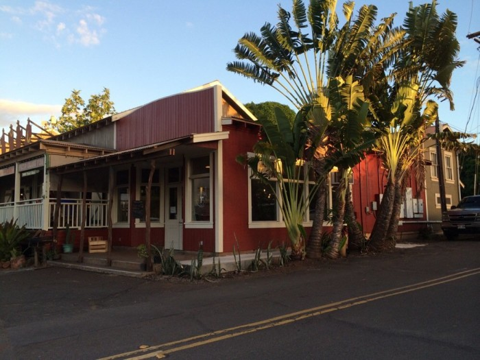 9) The Saddle Room, Waimea
