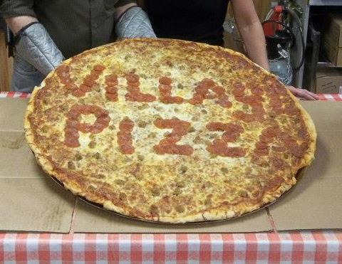 9) Village Pizza - Hartsville