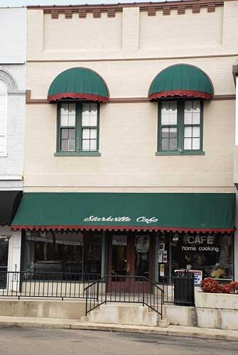 9. Starkville Café, Starkville