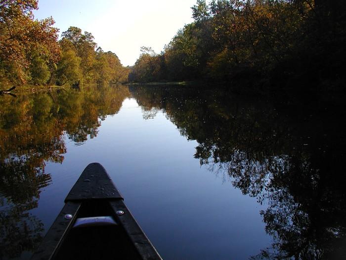 9. Current River