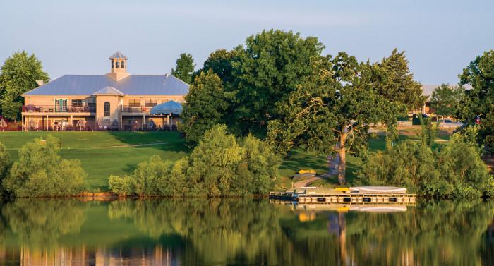 9.Timber Creek Resort - Silverleaf Resorts, De Soto