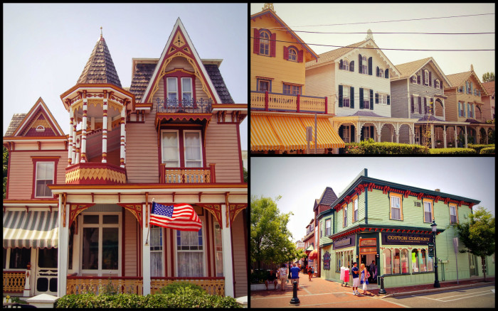 1. We are home to America's first seaside resort, Cape May.