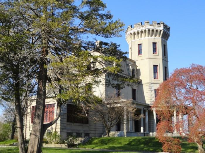14. Ward's Castle, Rye