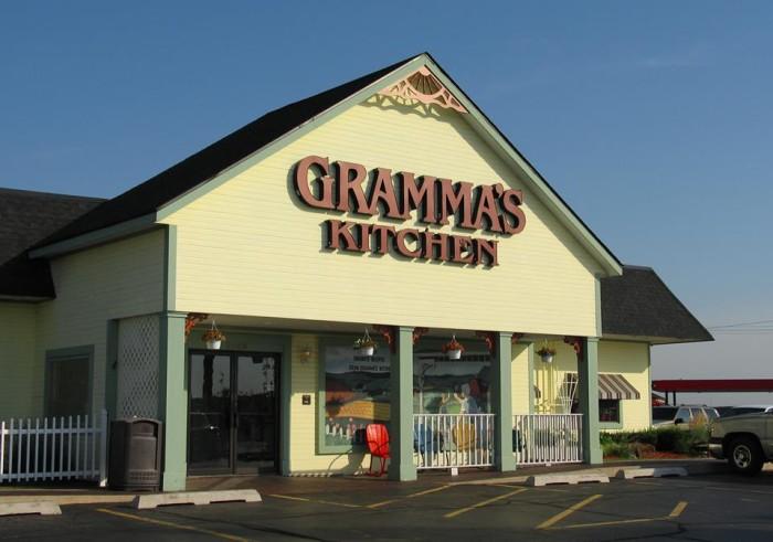 5. Gramma's Kitchen, Walcott