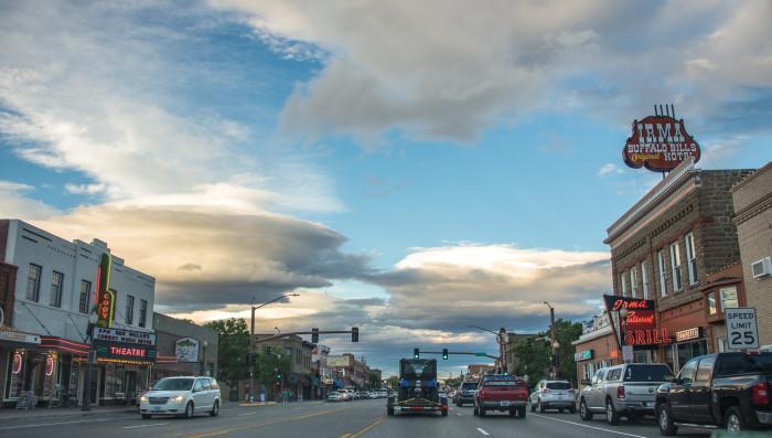 6. Cody, Wyoming
