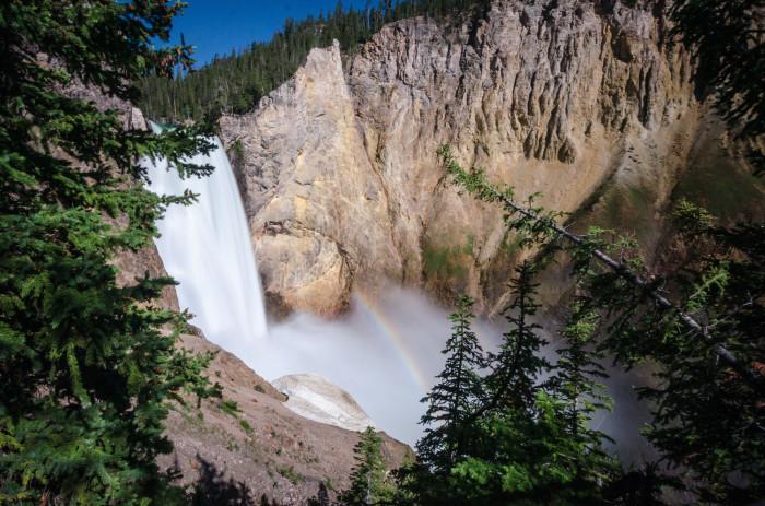 4. Yellowstone Canyon