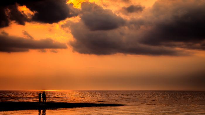 25. Sunset in Dennis