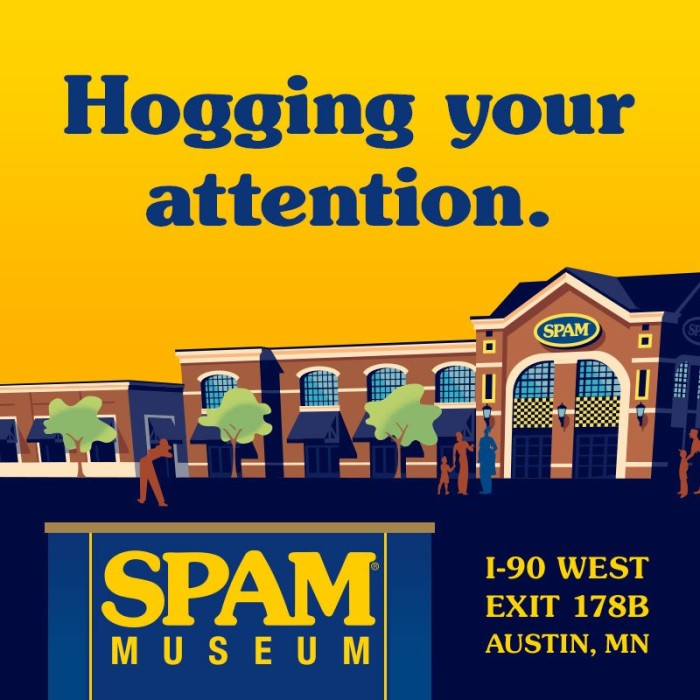 8. The SPAM Museum, Austin.