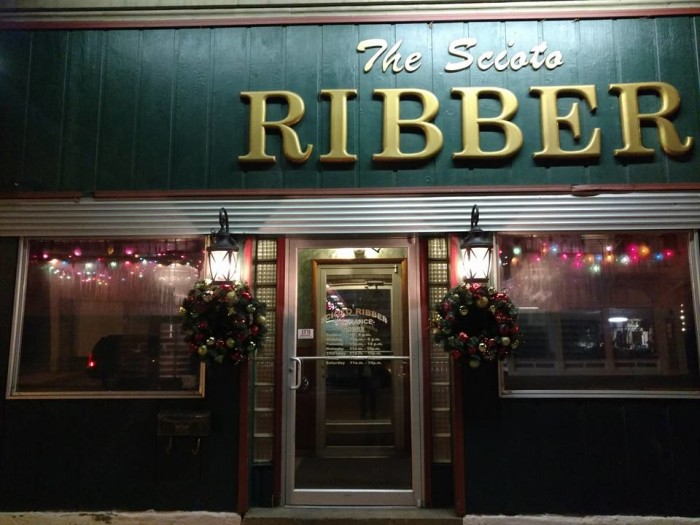 10. The Scioto Ribber (Portsmouth)