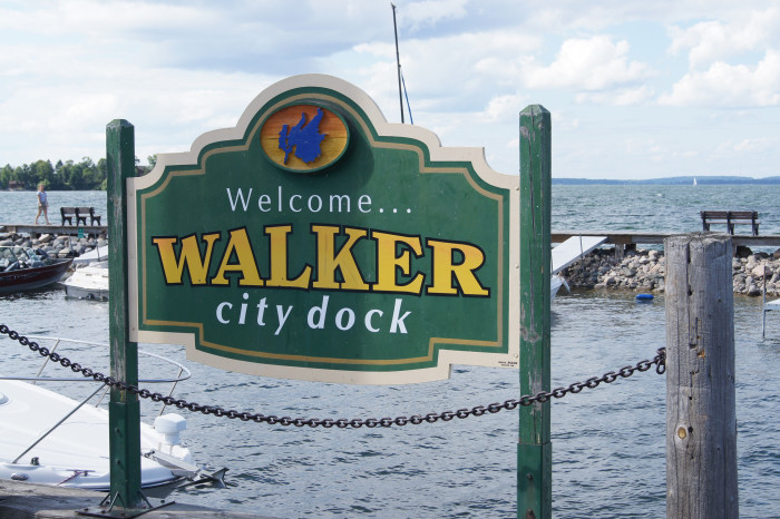 And if you haven't guessed it yet, this wonderful town is Walker! Who's ready for a vacation?