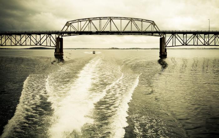 15. Long Island Bridge, Boston