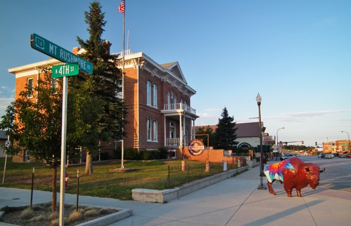 Custer - Charming Small Towns SD