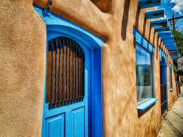 5. Taos (population 5722)