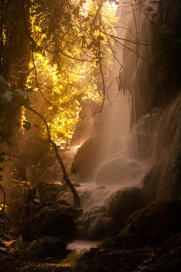 15. Gorman Falls in Bend
