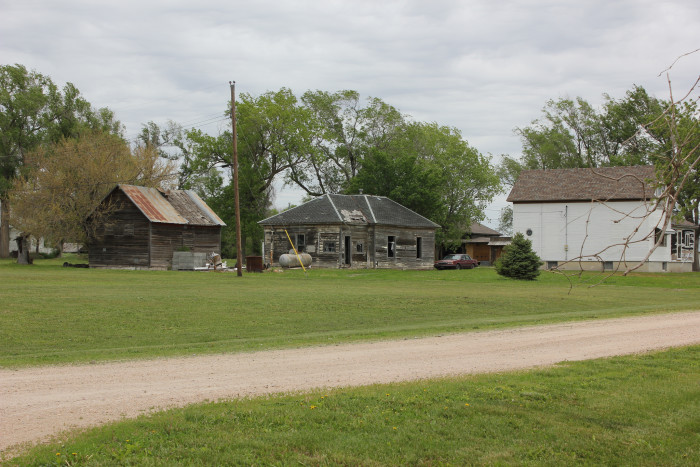 13. You can find itty-bitty towns like Strang, a community of 29 people.