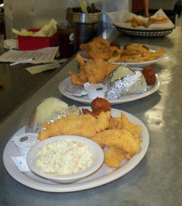 Seafood Restaurants Florence Alabama