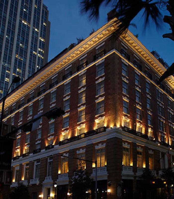 3. The Battle House Renaissance Mobile Hotel & Spa