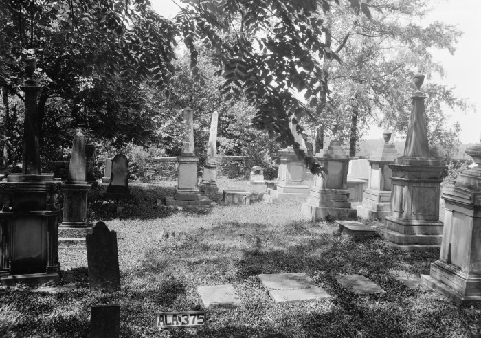 5. Forks of Cypress Cemetery - Florence