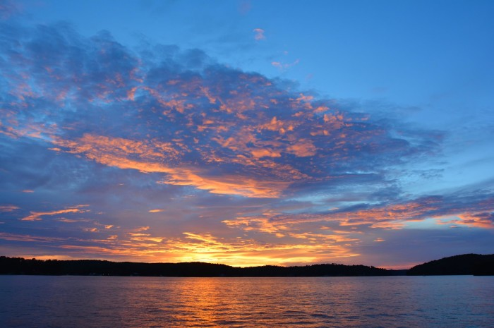 6. Lake Eufaula