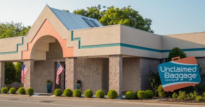 5. Unclaimed Baggage Center - Scottsboro, AL